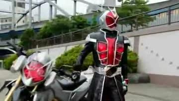 Kamen rider Wizard Trailer พากย์ไทย