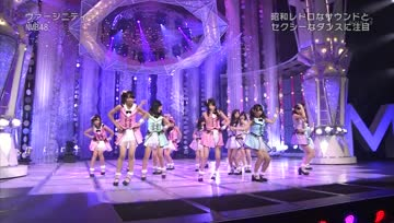 NMB48 - Virginity (Music Japan - 2012.08.19)