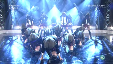 AKB48 - Beginner (101029 MUSIC STATION)