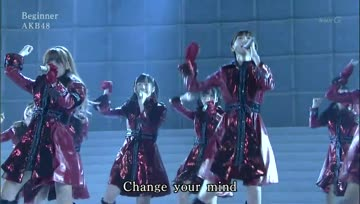 AKB48 - The 61th Kouhaku Utagassen (2010.12.31)