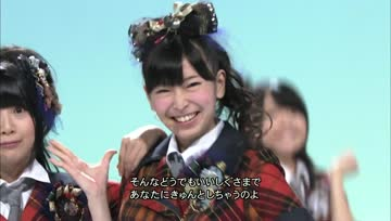 290912 SKE48「 Kiss Datte Hidarikiki」