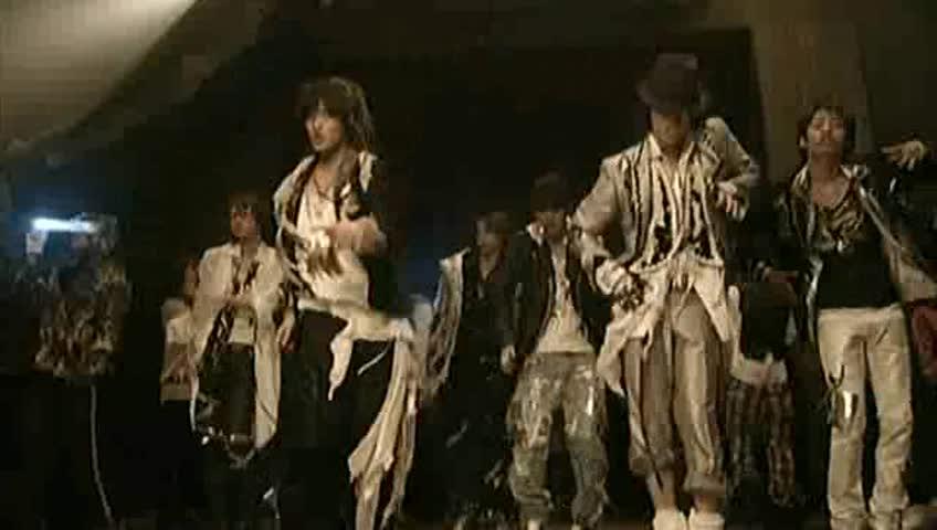 Alive - KAT-TUN - DON'T U EVER STOP PV