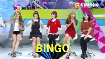 [A Sub Team] MBC Music All The K-pop - KARA Part 1 [2012.09.21]