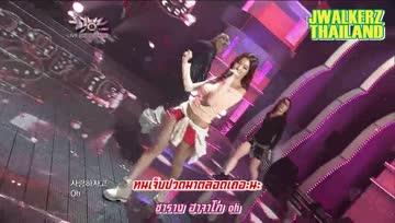 [ซับไทย & คาราโอเกะ] If You Love Me - NS Yoon-G feat.Jay Park [LIVE]