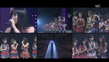 AKB48 -  MC ~Maeda Atsuko Birthday Surprise~ Surprise wa Arimasen 2010