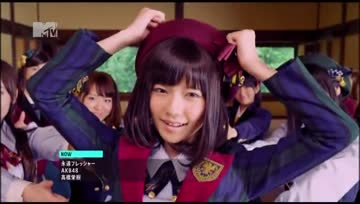 【PV】AKB48 - Eien Pressure