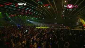 BIGBANG - MONSTER IN ME @121130 Mnet MAMa Asian Music Awards In Hong Kong
