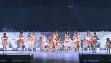 AKB48 Team K,B,A - Bacchikoi (Tokyo Dome)