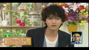 [TV] 20130108 Hanamaru JUNNO part