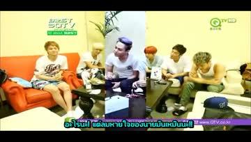 ซับไทย - 120901 B2ST on QTV EP 2 [3-4]