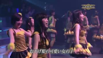 44.Mitsubachi Girls - SKE48 - Team E @ AKB Request Hour 2013