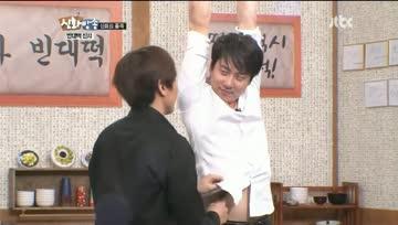 Shinhwa Broadcast Ep19 cut Eric&Andy
