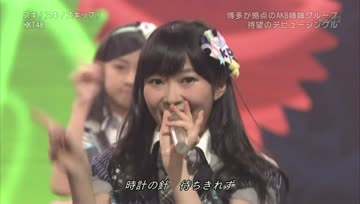 130324 HKT48 - スキ!スキ!スキップ! @ MJ