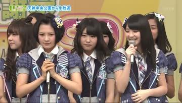 130329 HKT48 - Suki!Suki!Skip! +Talk @ TNC Haru no Daikanshasai