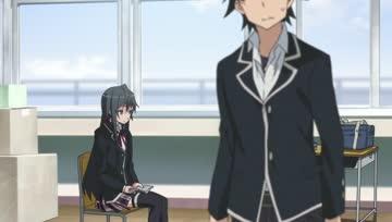 (NTCS-FS) Yahari Ore no Seishun Love Come wa Machigatteiru - 01