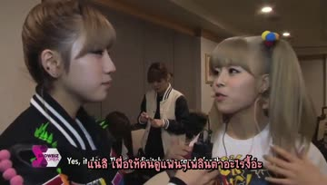 [THAISUB]Tiny-G cut (Behind the scene Simply K-Pop!)