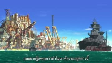 [NYAOYA] Suisei no Gargantia - 02
