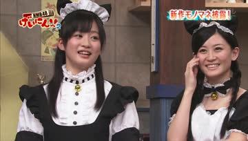 130424 NMB48 Geinin!! 2 ep04 - Kawakami Chihiro cut (2)