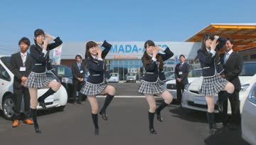 [CM]SHIMADA-AUTO - NMB48 - Sunshade Present Campaign