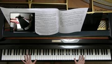 [Solo Piano] Ue Kara Mariko - AKB48 Cover
