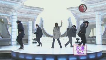 [Live] BoA - 090221 - Music Fighter - Eien