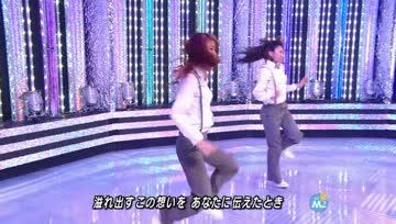 [Live] BoA - 070406 - Music Station - Sweet Impact