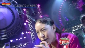 [Live] BoA - Listen to my Heart , Quincy