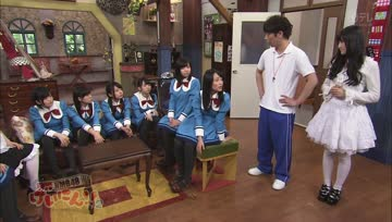 130501 NMB48 Geinin!! 2 ep05 - Kawakami Chihiro cut