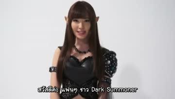 [Kuu] Kojima Haruna (AKB48) - Dark Summoner CM Making