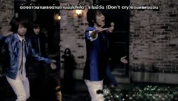 [ThaiSub+Karaoke] Kis-My-Ft2 - My Resistance Tashika na mono PV