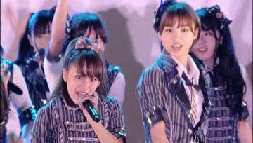 AKB48 Tokyo Aki Matsuri Day2 Part3