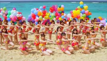 AKB48 - Sayonara Crawl (Dance ver.) [HQ]