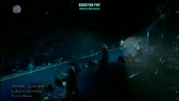 [PV] L'Arc~en~Ciel - CHASE (English & Live ver.)