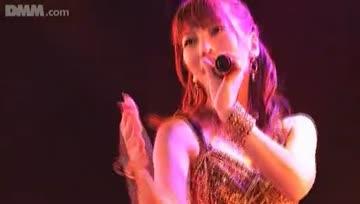 130624 AKB48 Team B - Namida ni Shizumu Taiyou (Takajo AkiDebut Stage Team B)