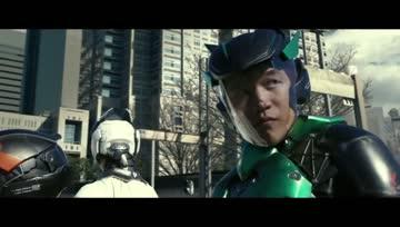 Gatchaman Trailer พากย์ไทย (ฝึกพากย์)