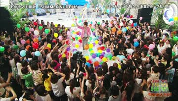 [LIVE] Yamashita Tomohisa - SUMMER NUDE'13 + Talk (HEY! HEY! HEY! Music Champ 2013.07.01)