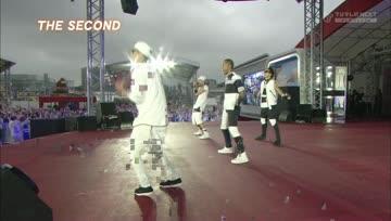 THE SECOND - Mezamashi Live 2013 #12 (FujiTV NEXT)(2013.08.07)