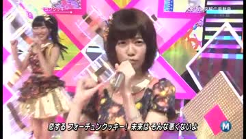 AKB48 Special Medley Music Station 2013-08-30