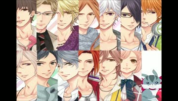 [Daiichi-FS] Brothers Conflict ED Full ver - 14 to 1