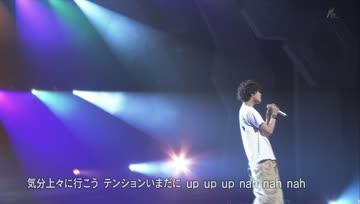 2013.09.04 BC Akanishi Jin LIVE 「Hey What's Up?」