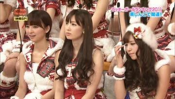 [GOLDFISH.etc - FanSub] AKBINGO! AKB48 Lucky Girl Ranking 2011 Part 1