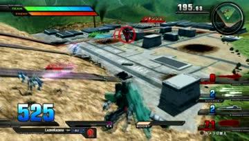 機動戦士ガンダム EXTREME VS.Cherudim