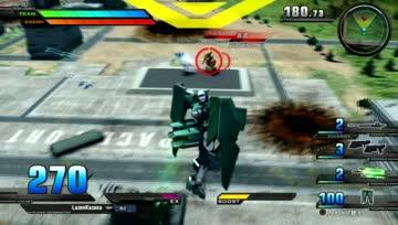 機動戦士ガンダム EXTREME VS.Dynames