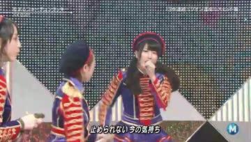 130927 AKB48 - Koisuru Fortune Cookie , Heart Ereki @ Music Station