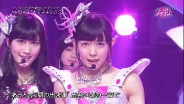 131004 NMB48 - Komonegix (Music Dragon)