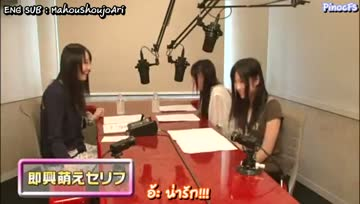 [PinocFS]48 khz - เรนะ คูมิน ยูริอะ กับ คำพูดน่ารักๆ