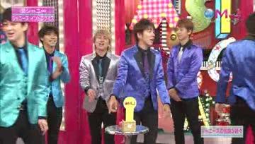 [TV] 131017 MUSIC JAPAN - talk + aoppana
