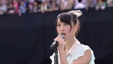 AKB48 Super Festival - M24. Heart Gata Virus (Kojima Haruna, Matsui Rena, Watanabe Miyuki)