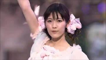 AKB48 Super Festival - M29. Pajama Drive (Watanabe Mayu, Shimazaki Haruka, Tashima Meru)