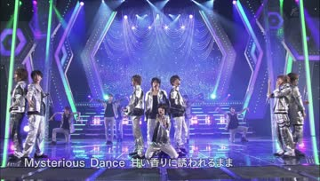 131030 Shonen club Mysterious Dance